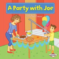 A Party with Joe - Sara E. Hoffmann