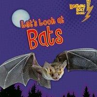 Let's Look at Bats - Ruth Berman