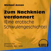 Zum Nachknien verdonnert - Eine erotische Schwulengeschichte - Michael Annon