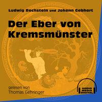 Der Eber von Kremsmünster - Ludwig Bechstein, Johann Gebhart