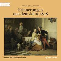 Erinnerungen aus dem Jahre 1848 - Franz Grillparzer