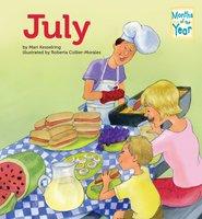 July - Mari Kesselring