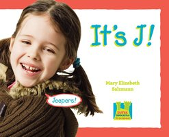 It's J - Mary Elizabeth Salzmann
