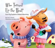 Who turned up the heat? - Lisa French