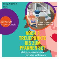 Noch 3 Treuepunkte bis zum Pfannen-Set: Kleinstadt-Wahnsinn mit den Ahlmanns - Marius Notter, Sina Scherzant