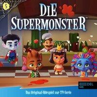 Die Supermonster: Mamma Mia, Pizzeria - Thomas Karallus, Marcus Giersch