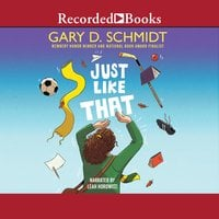 Just Like That - Gary D. Schmidt