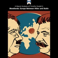 A Macat Analysis of Timothy Snyder's Bloodlands: Europe Between Hitler and Stalin - Helen Roche