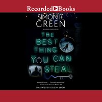 The Best Thing You Can Steal - Simon Green