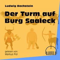Der Turm auf Burg Saaleck - Ludwig Bechstein
