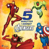 Fem minutter i godnat - Avengers - Marvel