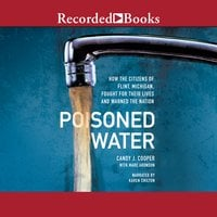Poisoned Water - Marc Aronson, Candy J. Cooper