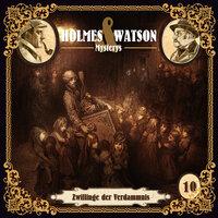 Holmes & Watson Mysterys: Zwillinge der Verdammnis