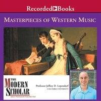 Masterpieces of Western Music - Jeffrey Lependorf