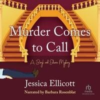 Murder Comes to Call - Jessica Ellicott
