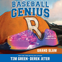 Grand Slam: Baseball Genius - Tim Green, Derek Jeter