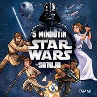 Star Wars 5 minuutin satuja - Disney Disney