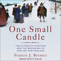 One Small Candle: The Plymouth Puritans and the Beginning of English New England - Francis J. Bremer