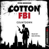 Cotton FBI - NYC Crime Series, Episode 2: Countdown - Peter Mennigen