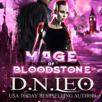 Mage of Bloodstone: The Complete 6-volume Series - D.N. Leo