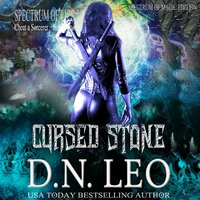 Cursed Stone - Surge of Magic - Book 3 - D.N. Leo