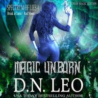 Magic Unborn - Surge of Magic - Book 4 - D.N. Leo