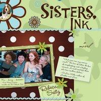 Sisters, Ink - Rebeca Seitz