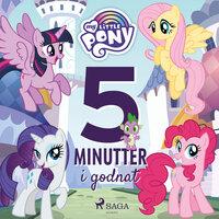 Fem minutter i godnat - My Little Pony - Diverse