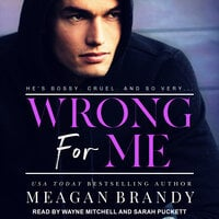 Wrong For Me - Meagan Brandy