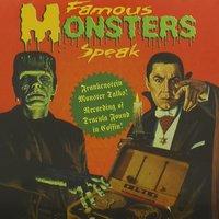Famous Monsters Speak! - Cherney Berg