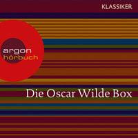 Oscar Wilde - Das Gespenst von Canterville / Die schönsten Märchen / Meistererzählungen / Lord Arthur Saviles Verbrechen - Oscar Wilde