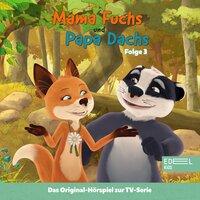 Mama Fuchs und Papa Dachs: Das Geheimnis - Thomas Karallus