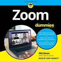 Zoom For Dummies - Phil Simon