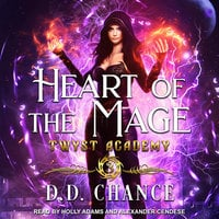 Heart of the Mage - D.D. Chance