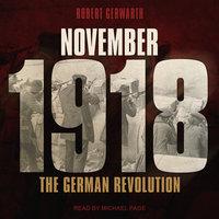 November 1918: The German Revolution - Robert Gerwarth