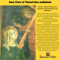 Saint Clare of Montefalco audiobook - Bob Lord, Penny Lord
