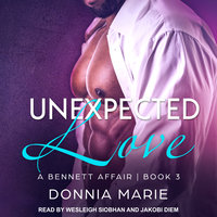 Unexpected Love - Donnia Marie