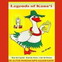 Legends of Kauai - Elithe Kahn