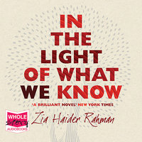 In the Light of What We Know - Zia Haider Rahman