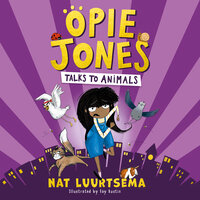 Opie Jones Talks to Animals - Nat Luurtsema