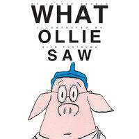 What Ollie Saw - Joukje Akveld