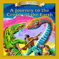 A Journey to the Center of the Earth: Level 5 - Jules Verne