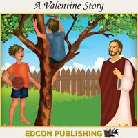 A Valentine Story - Palace in the Sky Classic Children's Tales - Edcon Publishing Group, Imperial Players