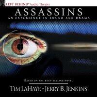 Assassins: Assignment: Jerusalem, Target: Antichrist - Jerry B. Jenkins, Tim LaHaye