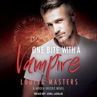 One Bite With A Vampire - Louisa Masters