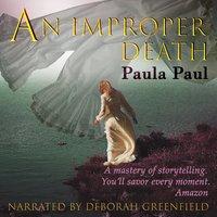 An Improper Death - Paula Paul