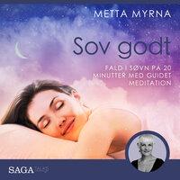 Sov godt - Fald i søvn på 20 minutter med guidet meditation