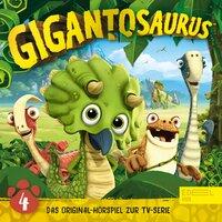 Gigantosaurus: Bitte keine Blumen pflücken - Marcus Giersch