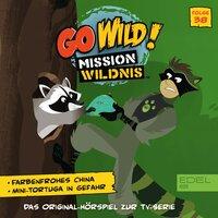 Go Wild! - Mission Wildnis: Farbenfrohes China / Mini Tortuga in Gefahr - Marcus Giersch