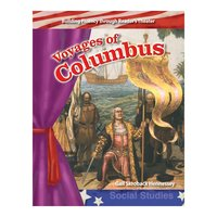 Voyages of Columbus - Gail Skroback Hennessey